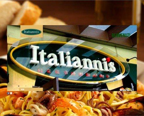Diseño de paginas web para restaurantes